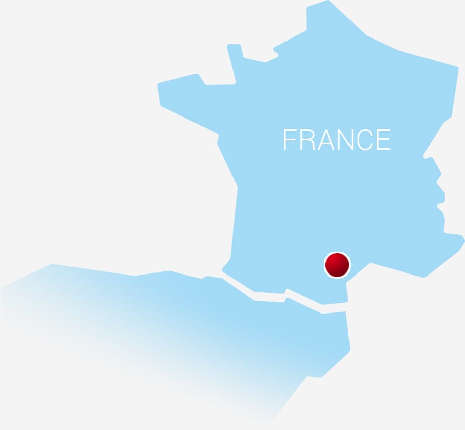 Aiguille - carte localisation
