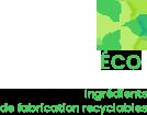 Aiguilles - Ingrédients de fabrications recyclables